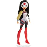 DC Super Hero Girls Katana Doll with Themed Accessories