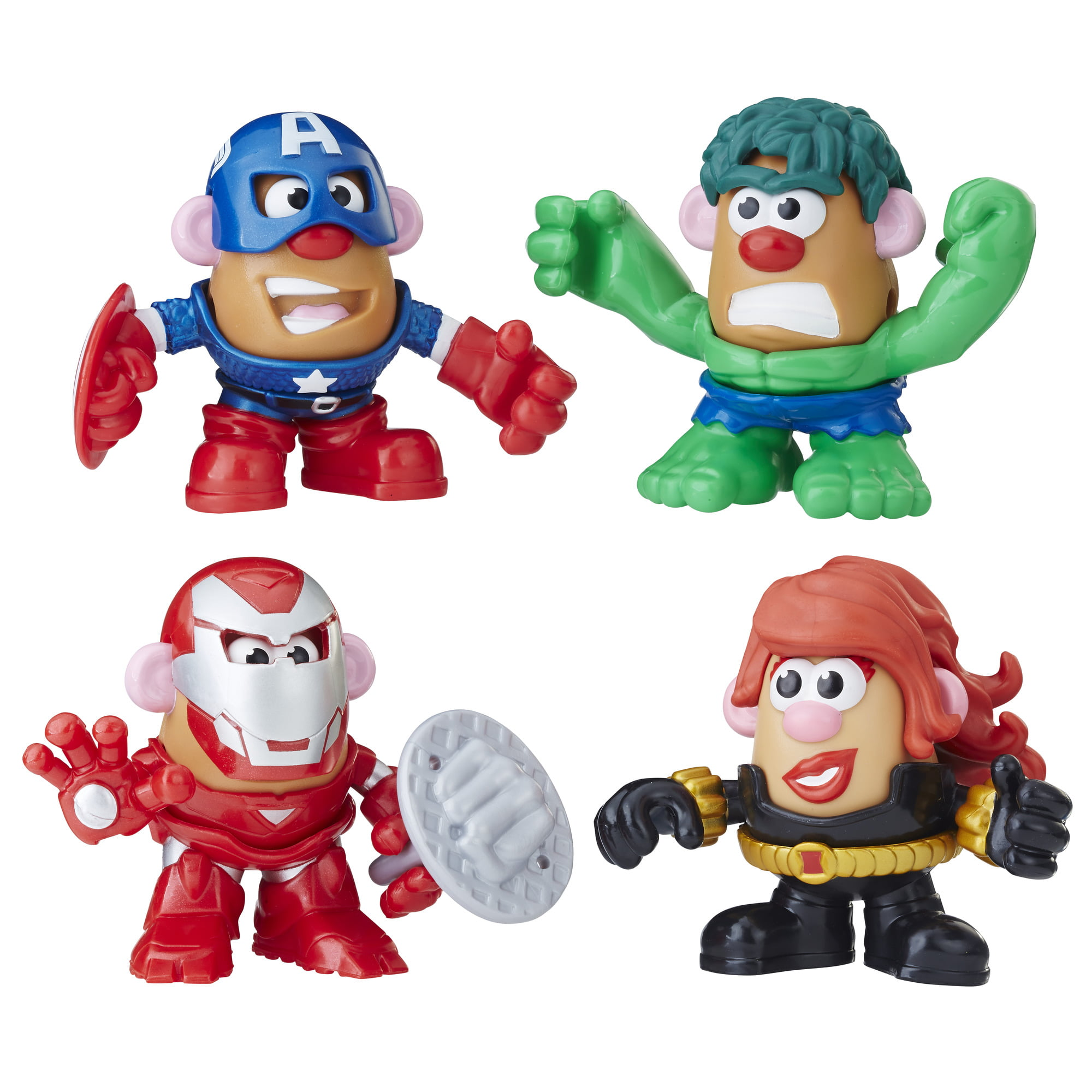 Playskool Friends Mr. Potato Head Marvel Mash-Ups Super Hero Rally Pack by Hasbro Inc.
