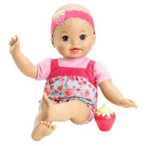 Little Mommy Baby So New Doll, Hispanic