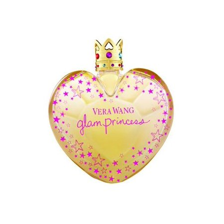 Vera Wang Glam Princess Eau De Toilette Spray for Women 3.4 oz