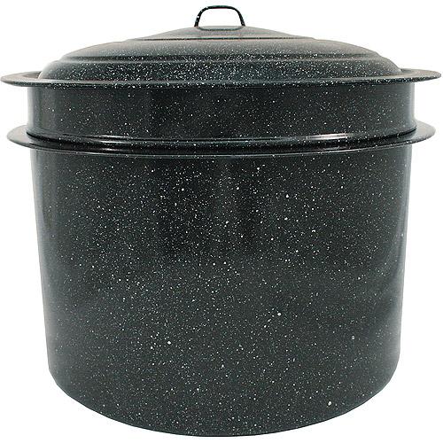 Granite-Ware Seafood Cooker Set, 3 Piece