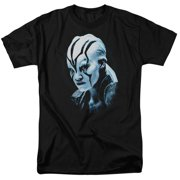Star Trek Beyond Jaylah Burst Mens Short Sleeve Shirt