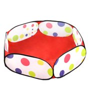 Zimtown Portable Outdoor Indoor Ocean Ball Pit Pool Play Tent Kid Children Game Toy