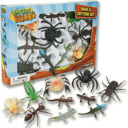 Bug Toys (Nature Bound Bug and Critter Set,)
