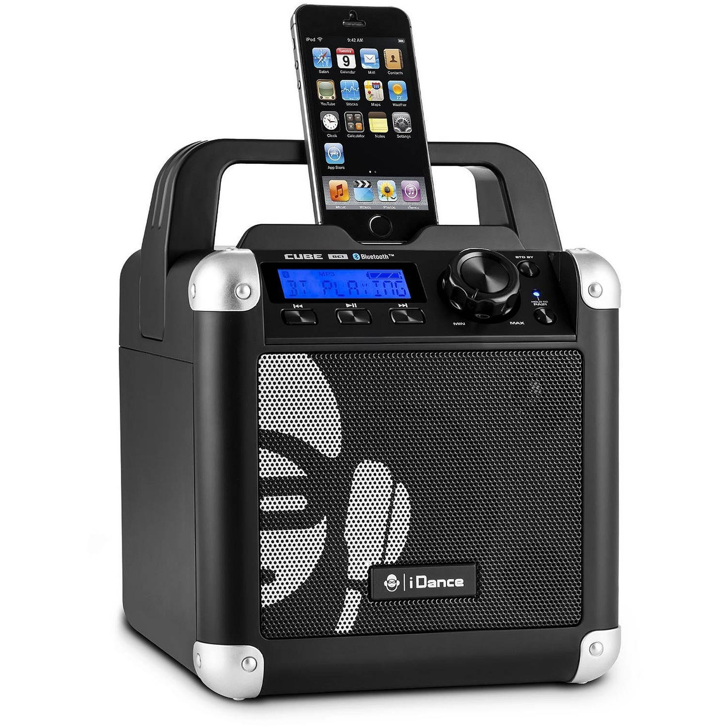 BriteLite iDance 50-Watt Portable Bluetooth Speaker