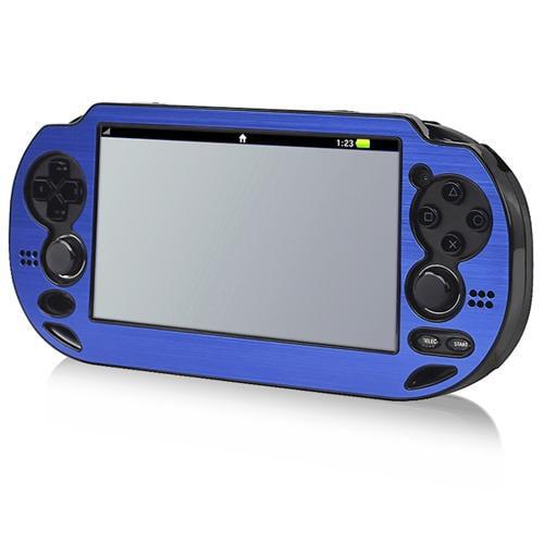 Insten Aluminum Case For Sony PSP Vita , Blue