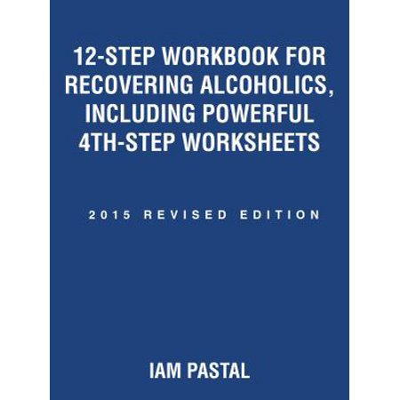 12-Step Workbook for Recovering Alcoholics, Including Powerful 4Th-Step Worksheets - - Halloween Worksheets For Students