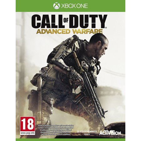 Call of Duty: Advanced Warfare (Xbox One) an Advanced World, Soldier and (World Best Fighting Games)