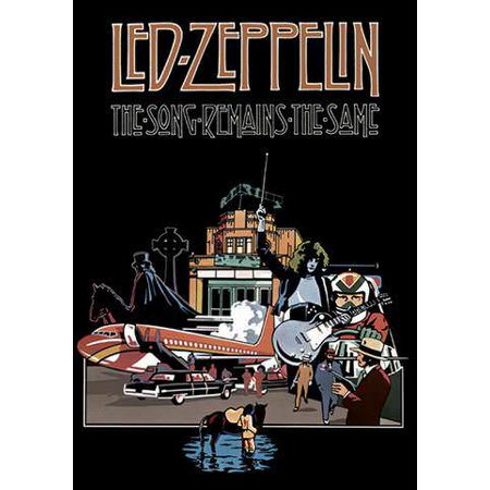 Led Zeppelin: The Song Remains the Same (Vudu Digital Video on