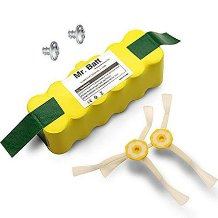 Mr.Batt Replacement Battery for iRobot Roomba 500 600 700 800 900 Series Robot Vacuums - image 1 de 1