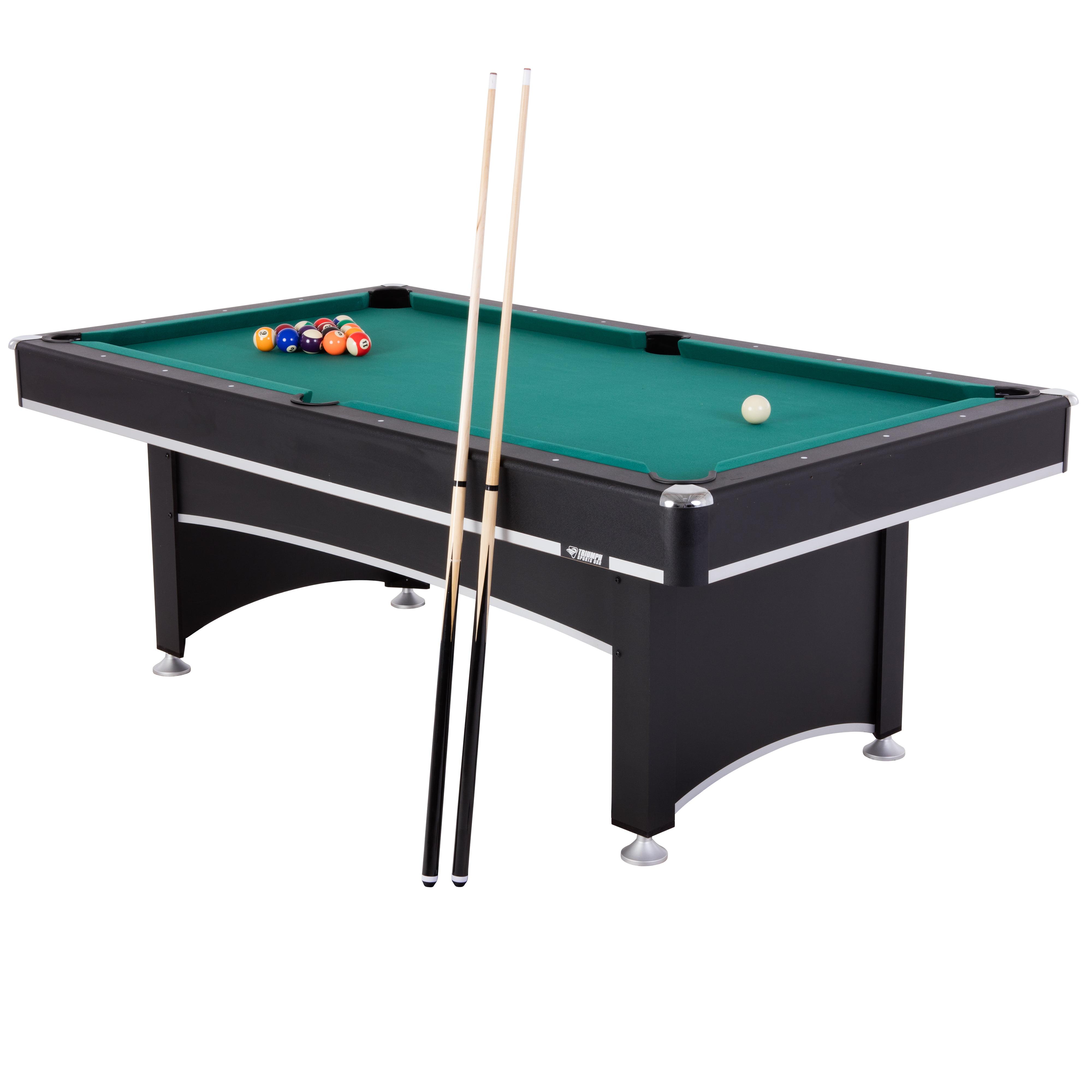 Triumph Phoenix Billiard Table With Tennis Top EBay - 84 pool table