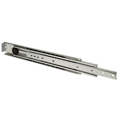 Fulterer FR5400 48 Heavy Duty Full Extension Drawer Slide, 48 in. Heavy Duty Full Extension Drawer Slides