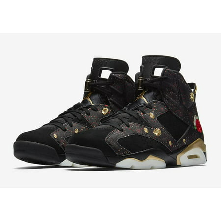 d59069b5c02 mens jordan retro 6 black
