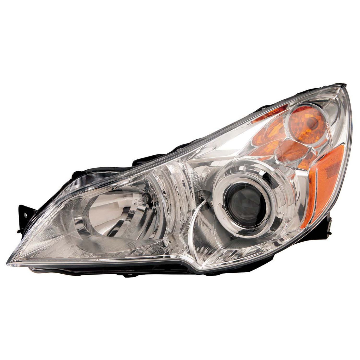 New Aftermarket Passenger Side Front Head Lamp Assembly 84001AJ00E CAPA