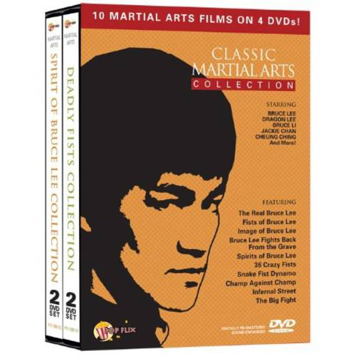 Classic Martial Arts Collection (10 Films)
