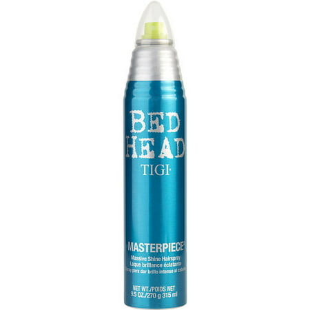 BED HEAD by Tigi - MASTERPIECE SHINE HAIR SPRAY 9.5 OZ (PACKAGING MAY VARY) - UNISEX ()
