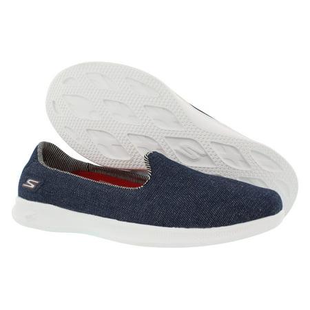565e18f2c2f1 Skechers - Skechers Go Step Lite Royal Slip-On Women s Shoes Size -  Walmart.com