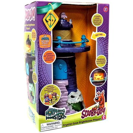 Scooby Doo Morphing Monsters Crystal Cove Frighthouse