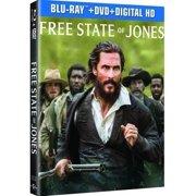 Free State Of Jones (Blu-ray + DVD + Digital HD) (Widescreen) by Universal