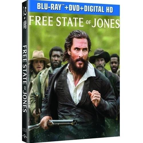 Free State Of Jones (Blu-ray   DVD   Digital HD) (Widescreen)