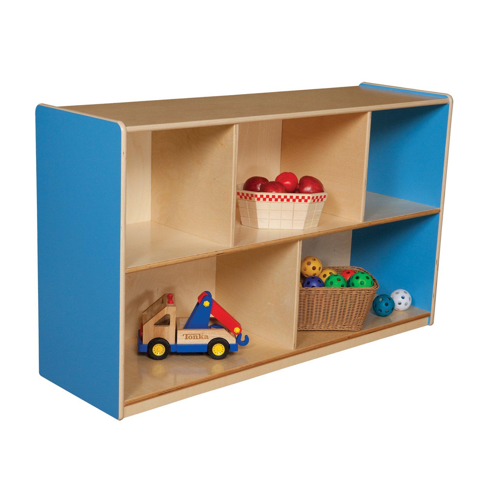 Wood Designs 30H in. Single Storage