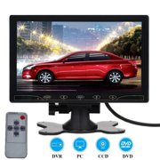 7inch Wireless HDMI VGA AV Display Screen HD Computer TV CCTV Security Monitor Surveillance Screen 1024x600