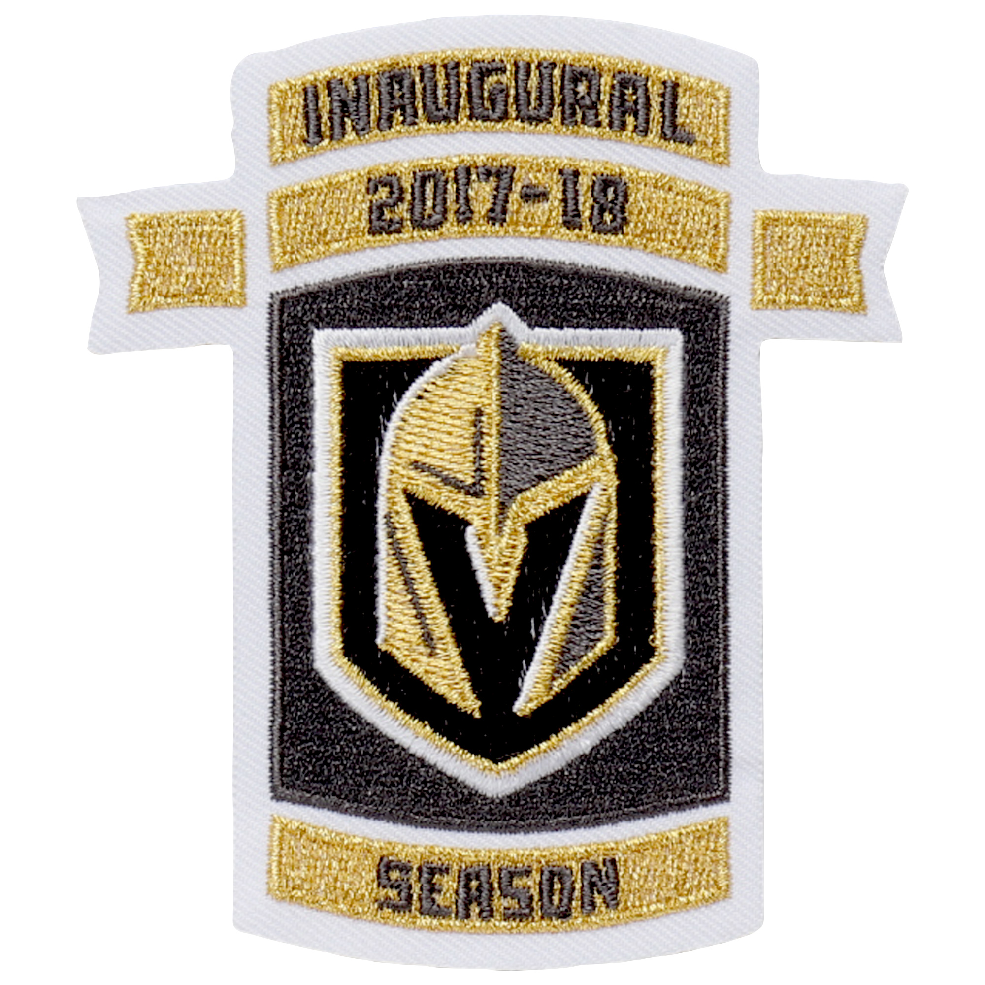 Vegas Golden Knights 1st Year Logo Patch - No Size