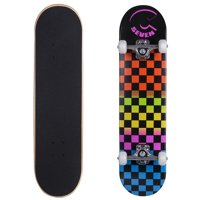 """Cal 7 8"""" Complete Popsicle Skateboard (Rainbow)"""