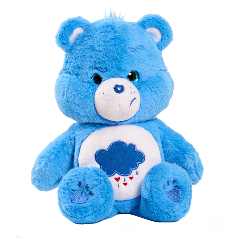 Care Bear Large Plush - Grumpy Bear