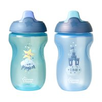 Tommee Tippee Soft Spout Sippy Cup, 9+ mos - 2 pack, 10 oz