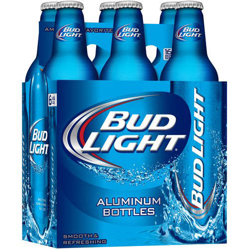 Bud Light Beer, 6 Pack, 16 Oz Bottles   Walmart.com Pictures Gallery