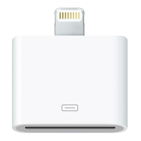 Apple Lightning to 30-pin Adapter - White