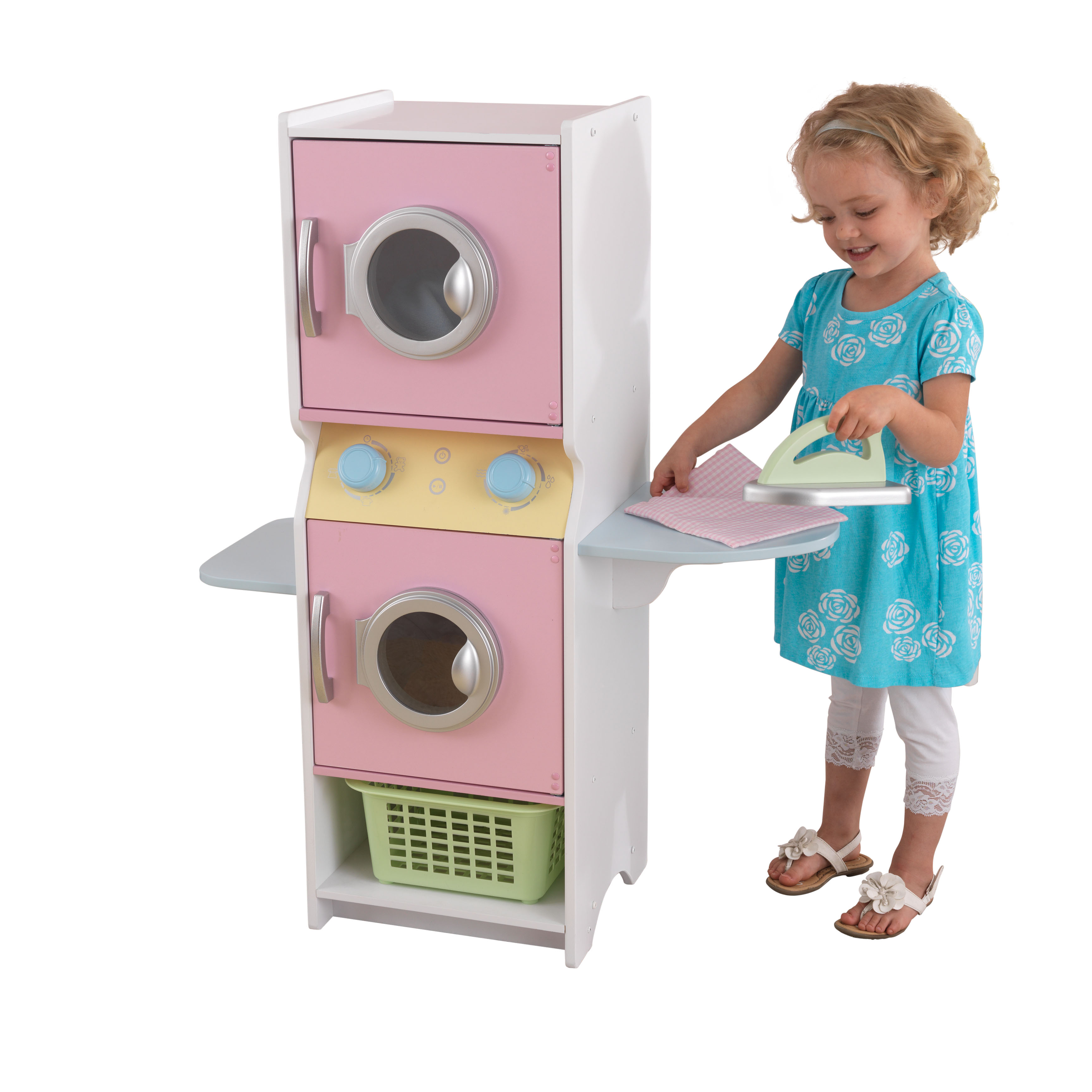 KidKraft Laundry Play Set - Pastel