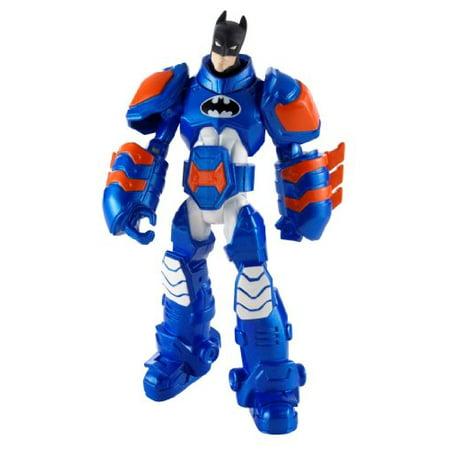 Batman Power Attack Mission Thermo Armor Batman Figure - image 2 de 3