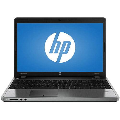 "HP Black 15.6"" ProBook 4540S Laptop PC with Intel Core i3-3110M Processor and Windows 7 Professional"