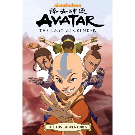 Avatar  The Last Airbender  Dark Horse   The Lost Adventures  Paperback