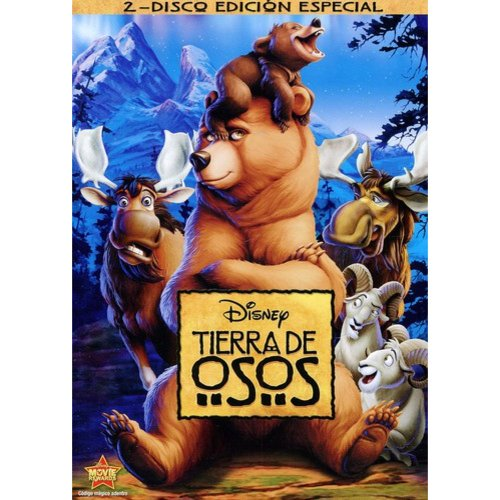 Brother Bear (Spanish) (Widescreen)