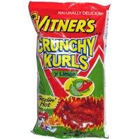 Vitner's Hot Lime Kurls, 8.5 Oz.