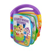 Fisher-Price Laugh & Learn Storybook Rhymes with Lights and Sounds