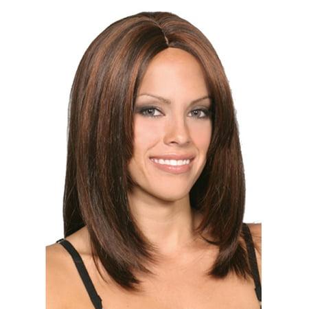 Fashion women medium straight Cameron - Womens Wig