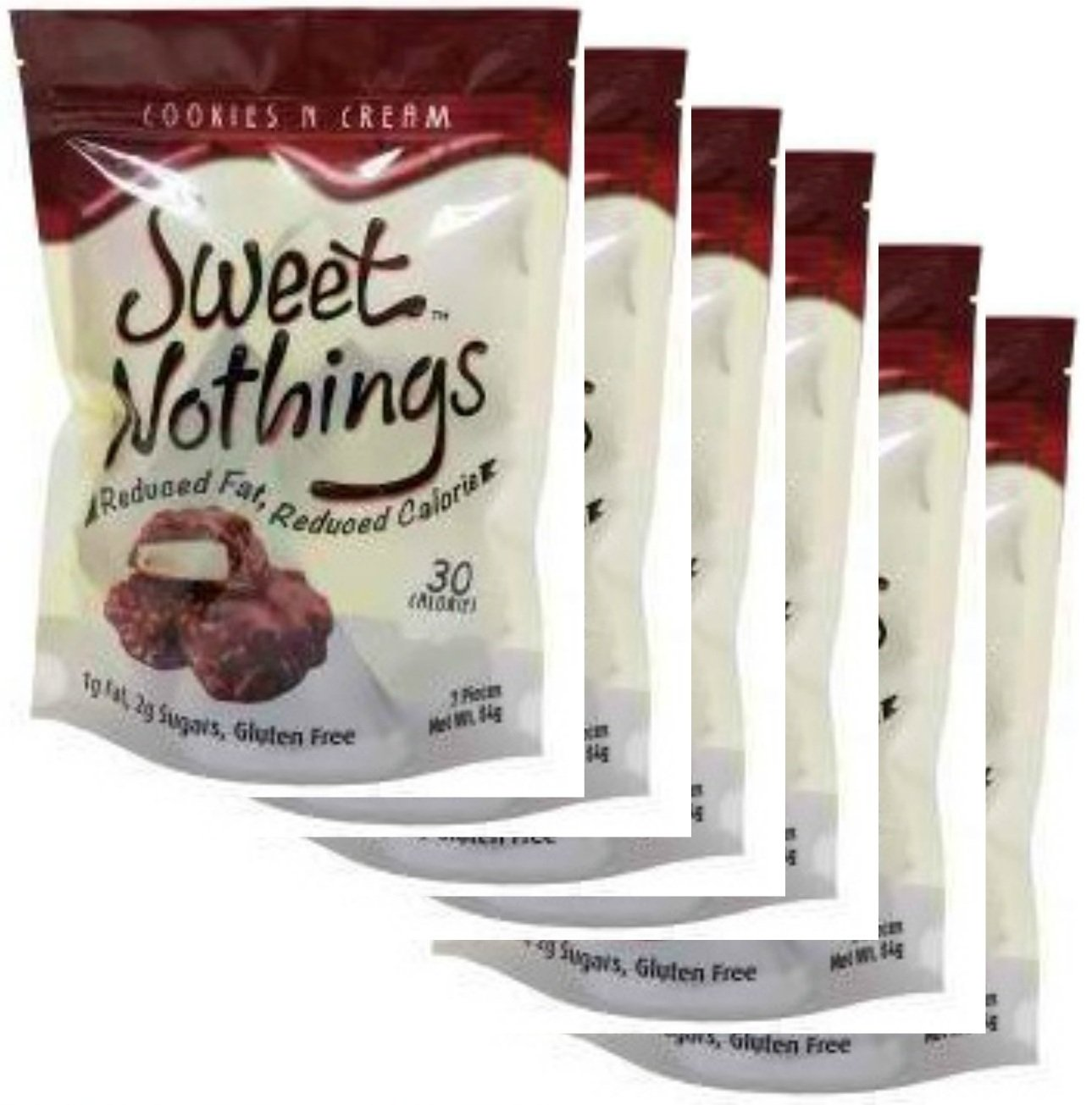 HealthSmart Sweet Nothings Candies - Cookies n Cream