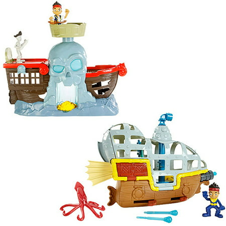 Fisher Price Jake and the Never Land Pirates Toys - Your Choice of One Item on Rollback (Jake And Pirates)