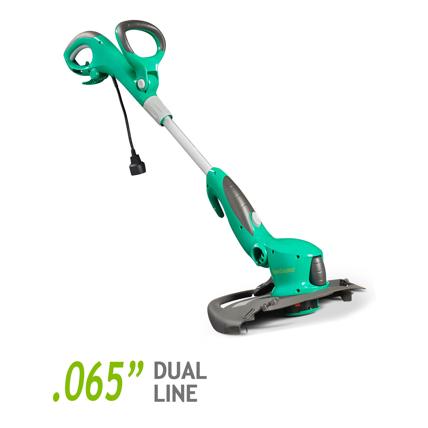 Weed Eater 14 In Electric Corded 4 2 Amp String Trimmer We14t Walmart Com Walmart Com