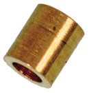 Motion Pro - 01-0012 - Cable Fittings, Carb End (short) fr 1.5mm Wire