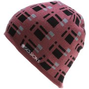 Sessions Plaid Beanie