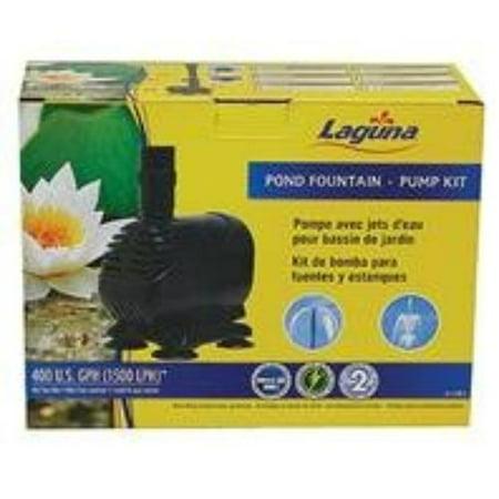 Laguna Pond Fountain Pump Kit 400 Gph