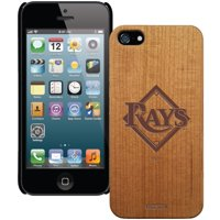 Tampa Bay Rays Wooden iPhone 5 Primary Case - No Size