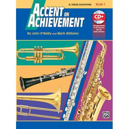 Accent on Achievement, Book 1 (Accent On Achievement Clarinet)