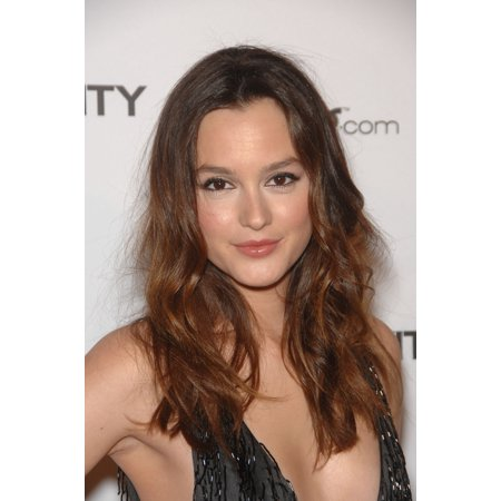 Leighton Meester At Arrivals For The Art Of Elysium Fourth Annual Black Tie Charity Gala Heaven The Annenberg Building At The California Science Center Los Angeles Ca January 15 2011 Photo By Michael
