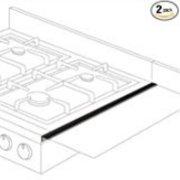 Stovetop Extender SE24BL 24 Inch Stovetop Extender - Black